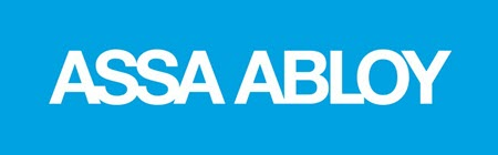 Cropped Assaabloy Logo White